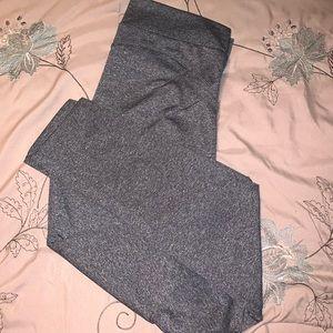 Pants - Gray Workout Pants